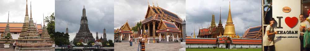 De viaje a Tailandia Bangkok