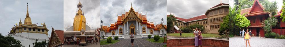 De viaje a Tailandia - Bangkok