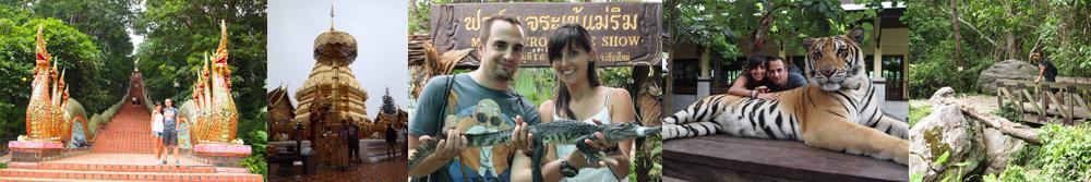 De viaje a Tailandia Chiang Mai